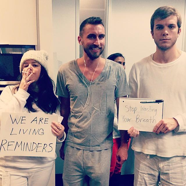 Happy Halloween from @eonline! @TheLeftoversHBO #TheLeftovers #GuiltyRemnant //  sc 1 st  Scoopnest.com : guilty halloween costume  - Germanpascual.Com