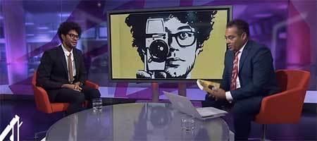 Richard Ayoade Goes Meta in an Interview with Krishnan Guru-Murthy http://t.co/CvkW2tzJ1w http://t.co/a5fskd4g7A