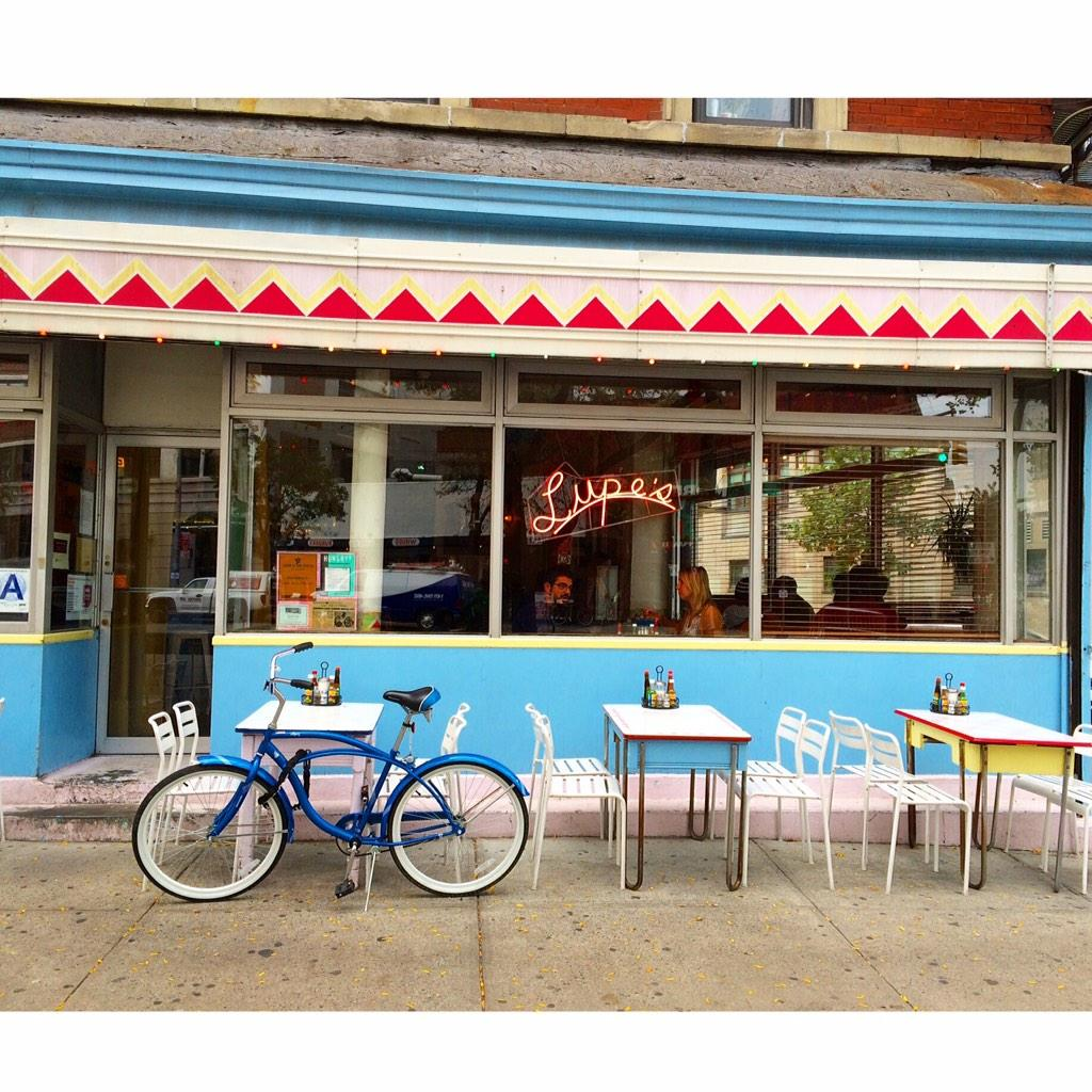 Lupe's - My fav Tex-Mex in NYC #ForAllTacosLovers http://t.co/Kp3cVskZ43