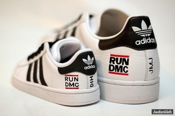 adidas superstar run dmc 2014