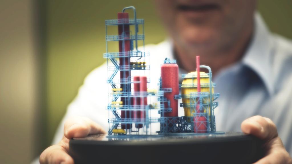 Hewlett-Packard is finally making a big bet on 3D printing: