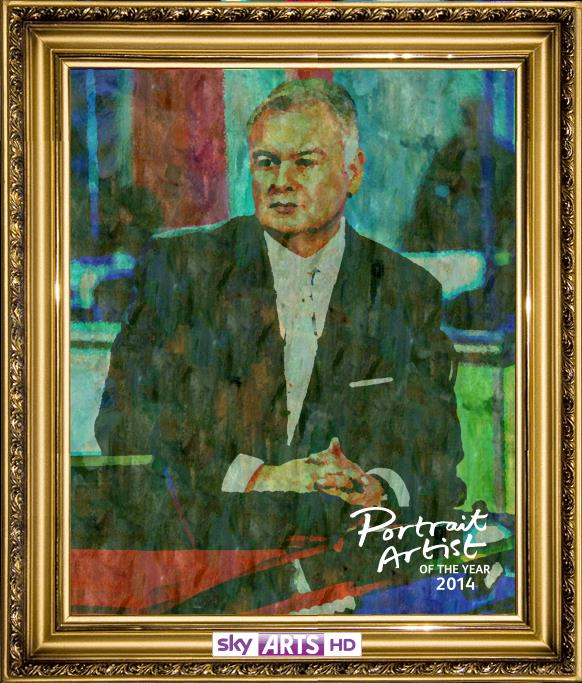 """@SkyArts: @SunriseIsabel @skyNaz Good enough to hang on your wall! Your turn @EamonnHolmes...selfieportrait.Co.uk http://t.co/kDVsoNYjeL"