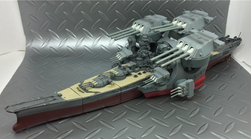 超 大 和 型 戦 艦 pic.twitter.com/ychWblMbmW
