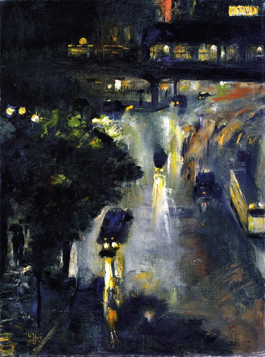 Nollendorfplazt at Night