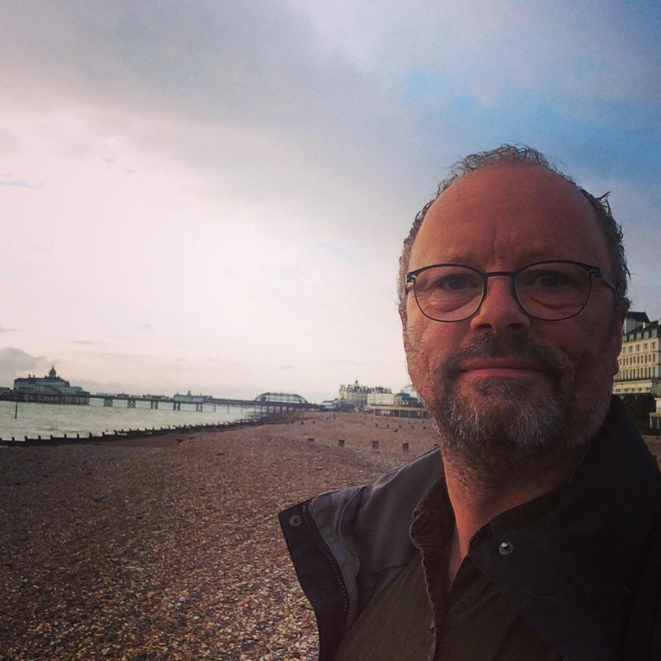 Today I'm in (soon to be) sunny Eastbourne at the winter gardens.  @WynterCon  Do toddle along if your around http://t.co/9DywIOUzsR