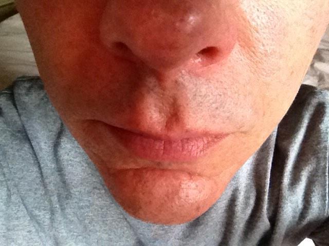 Day 1 #Movember2014 http://t.co/ev5DAVYgEr