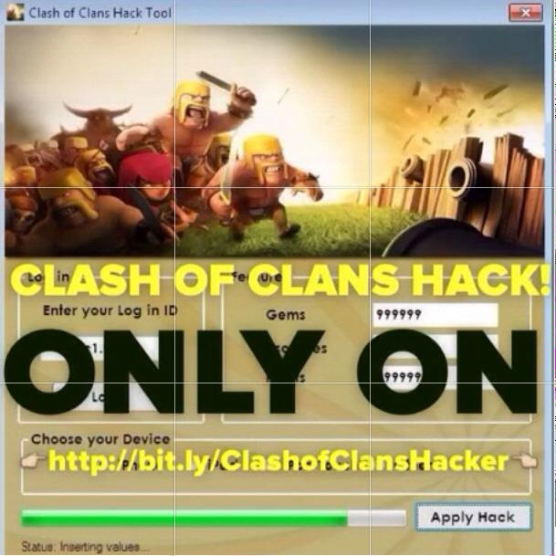 clash of clans clan hacker