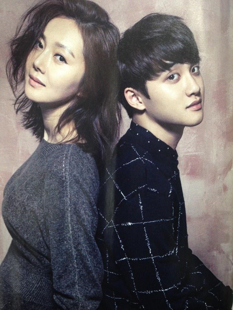 """???????? ? on Twitter: """"[? CiNE21 Magazine - #Kyungsoo v ..."""