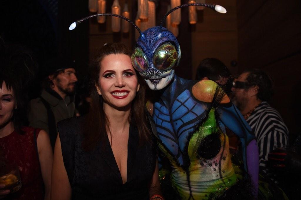 RT @desireegruber: Bugging out about how great #hkhalloween is!!! @heidiklum http://t.co/xK0O8dOyDI