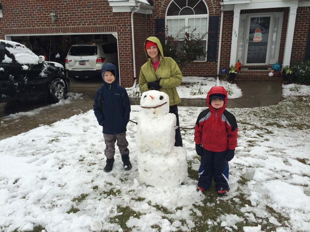 Parts Of South Carolina See Earliest Snowfall On Record