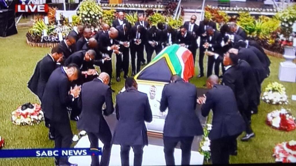 Pic of the day. #SenzoMeyiwaFuneral http://t.co/nJO79SZU4U