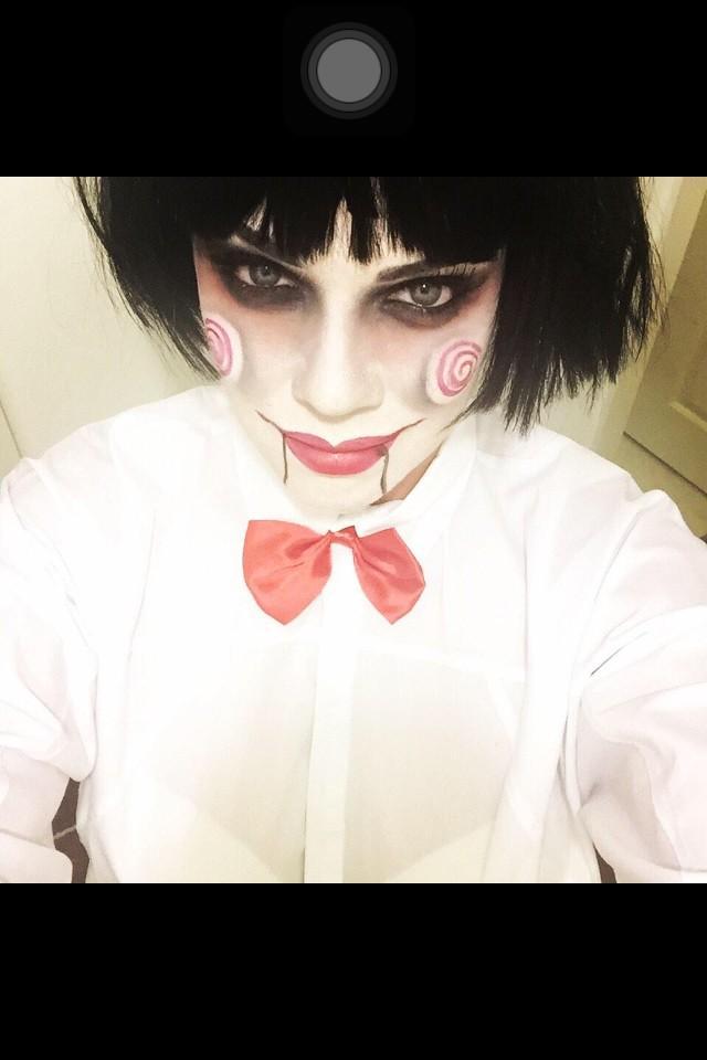 RT @mariafowlerfan: How amazing did @MariaFowler look last night!! By far the best costume ever!! http://t.co/orQyX29u4T