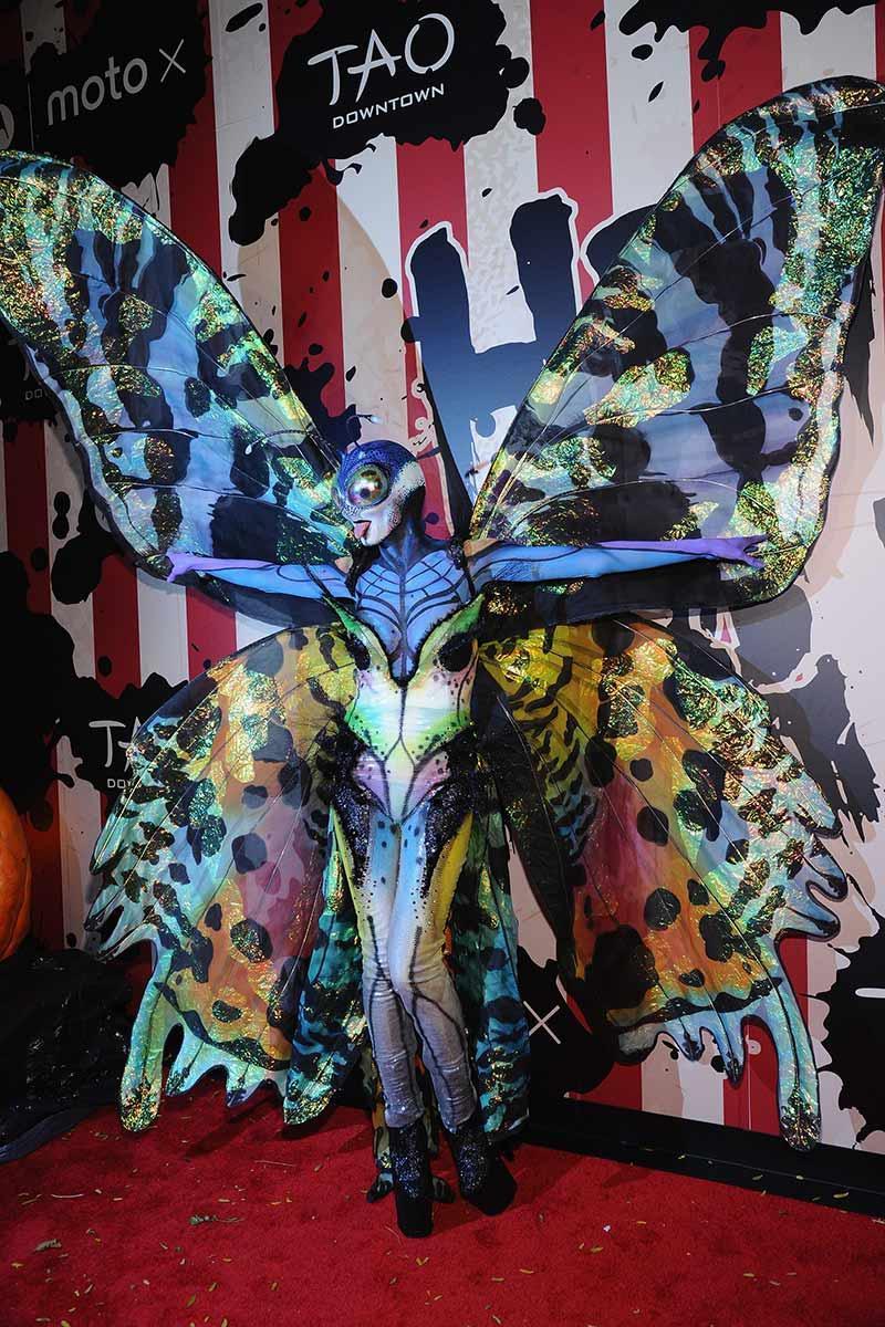 Así se disfrazaron las 'celebrities' en #Halloween. Disfruta de la fantasía más terrorífica. http://t.co/W18gxHVNlV http://t.co/dgw6Menht5