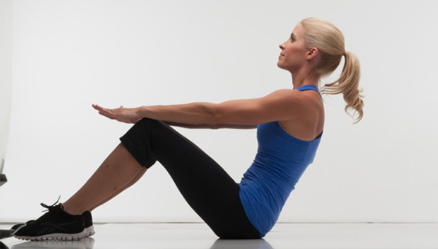 """You'll never say """"I don't have time!"""" again: a 5-minute, total body workout: http://t.co/1rB0QNf3rx http://t.co/oAv6CCwerm"""