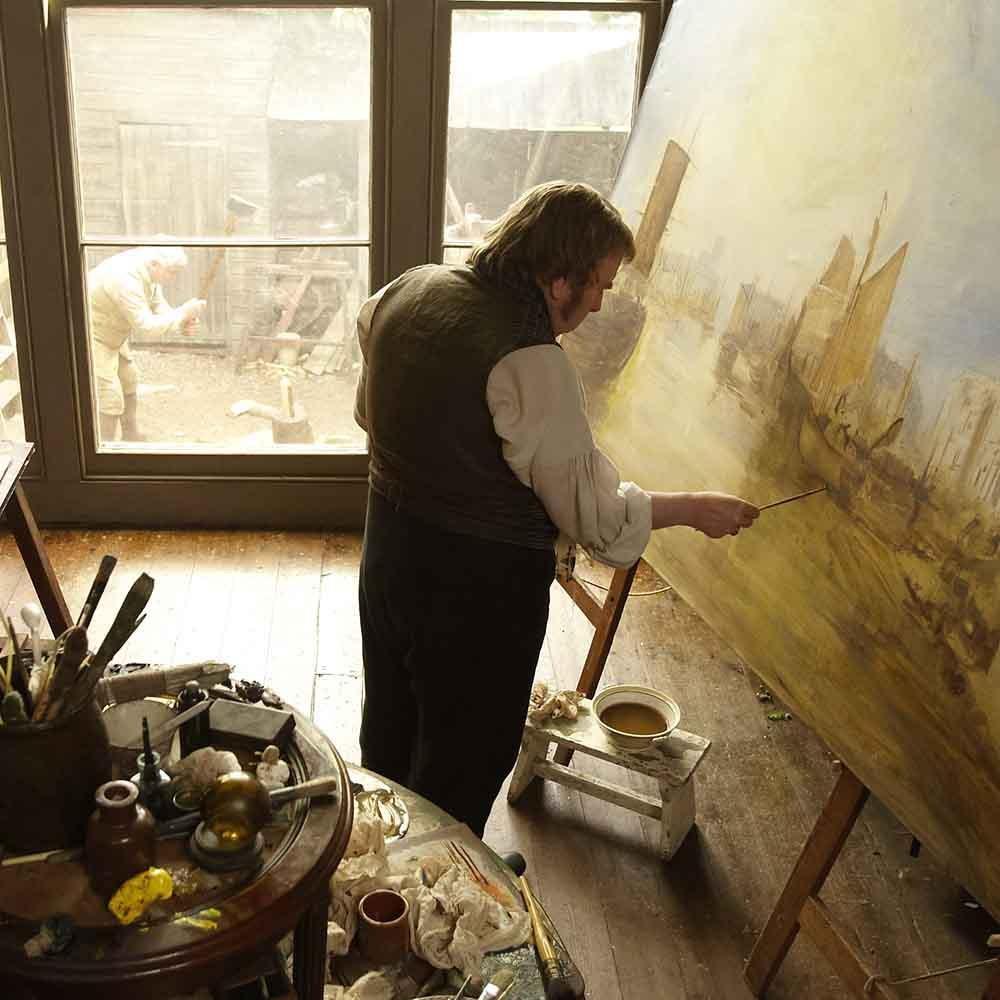 Timothy Spall takes a star turn as legendary painter JMW Turner in our film of the week... http://t.co/qZvENUboun http://t.co/88u6hNgy0Z