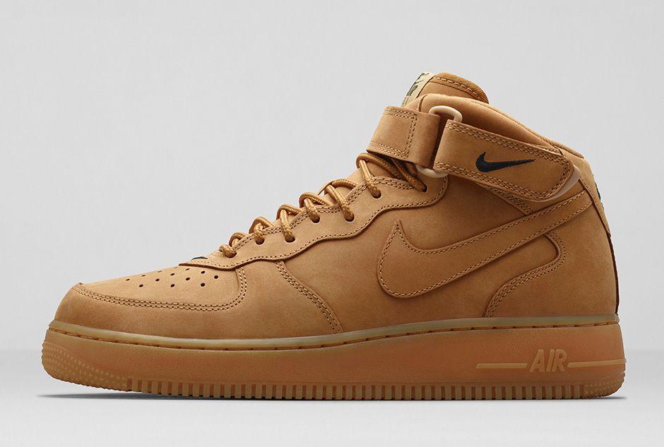 Nike Air Force 1 À Prix Réduits Footlocker De Lin