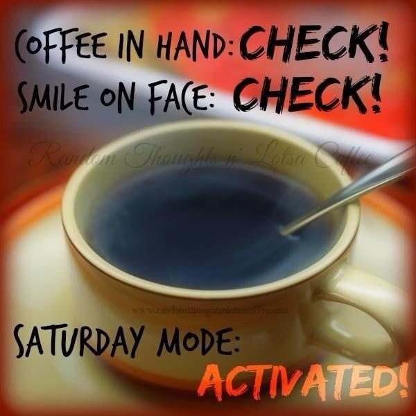 Letym On Twitter Enjoy Your Morning Coffee And Your Saturday