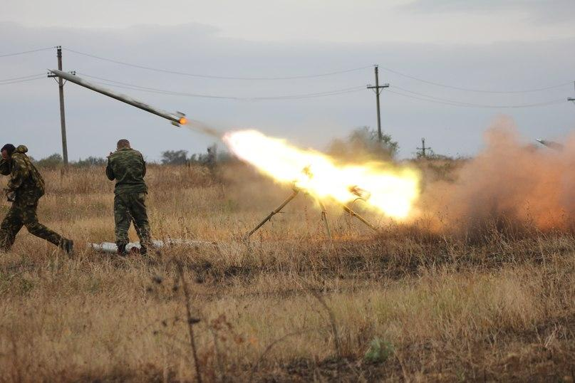 Обстрел школы №63 в Донецке велся из Макеевки, - СНБО - Цензор.НЕТ 8969