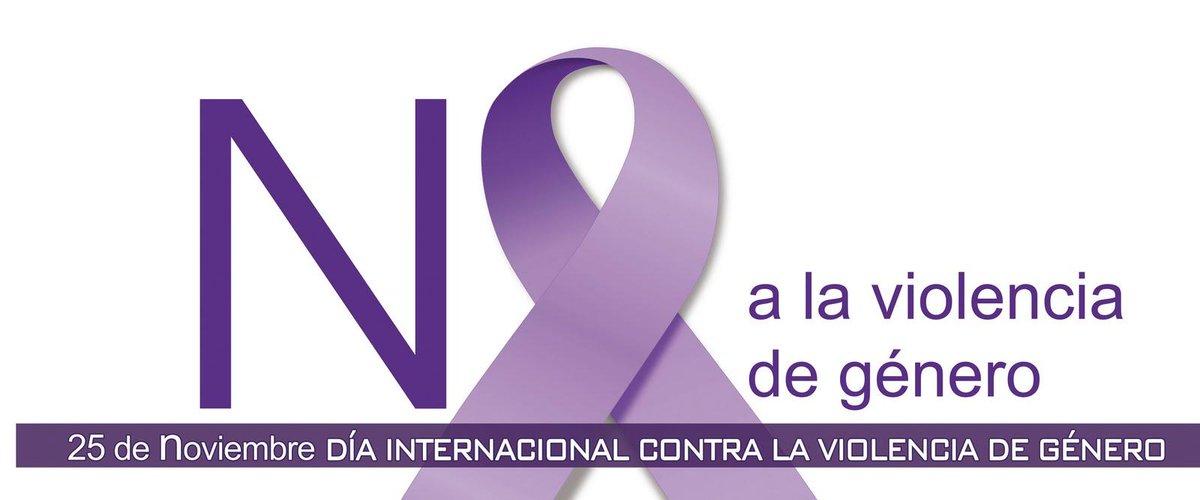 Thumbnail for #NoMásViolenciaDeGénero