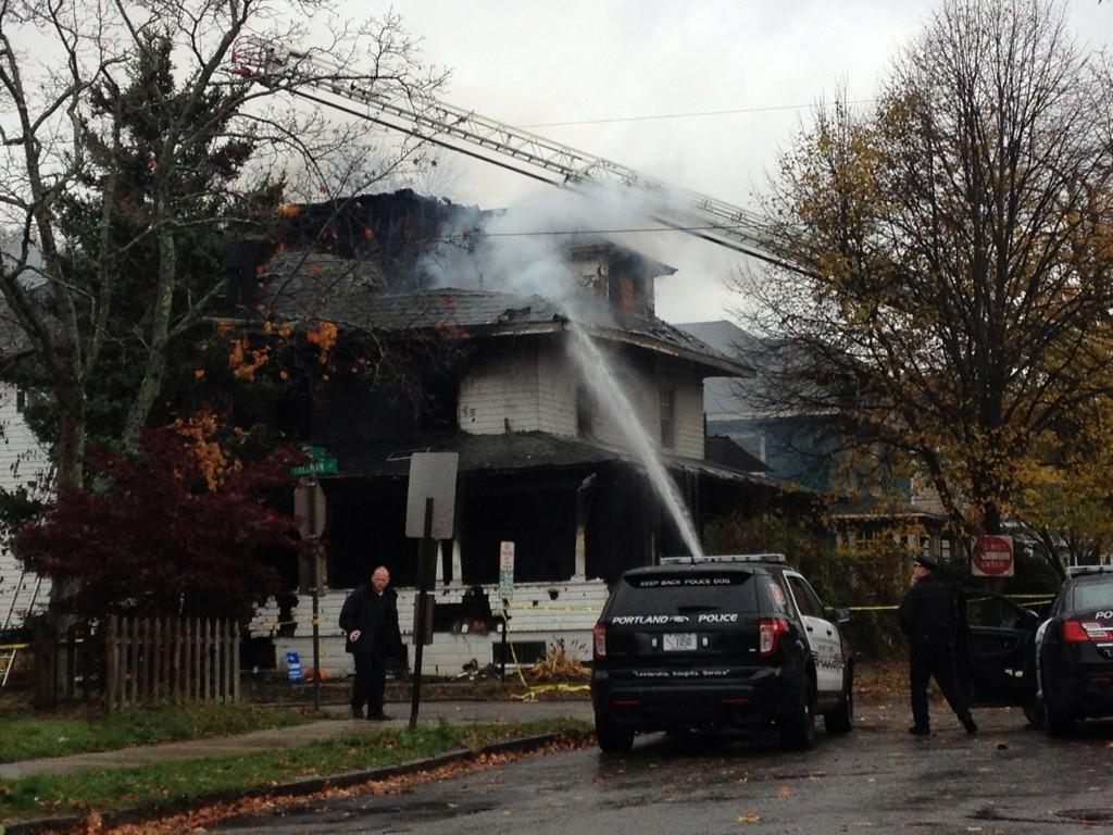 Five Killed, Several Missing in Portland Fire Near Maine University
