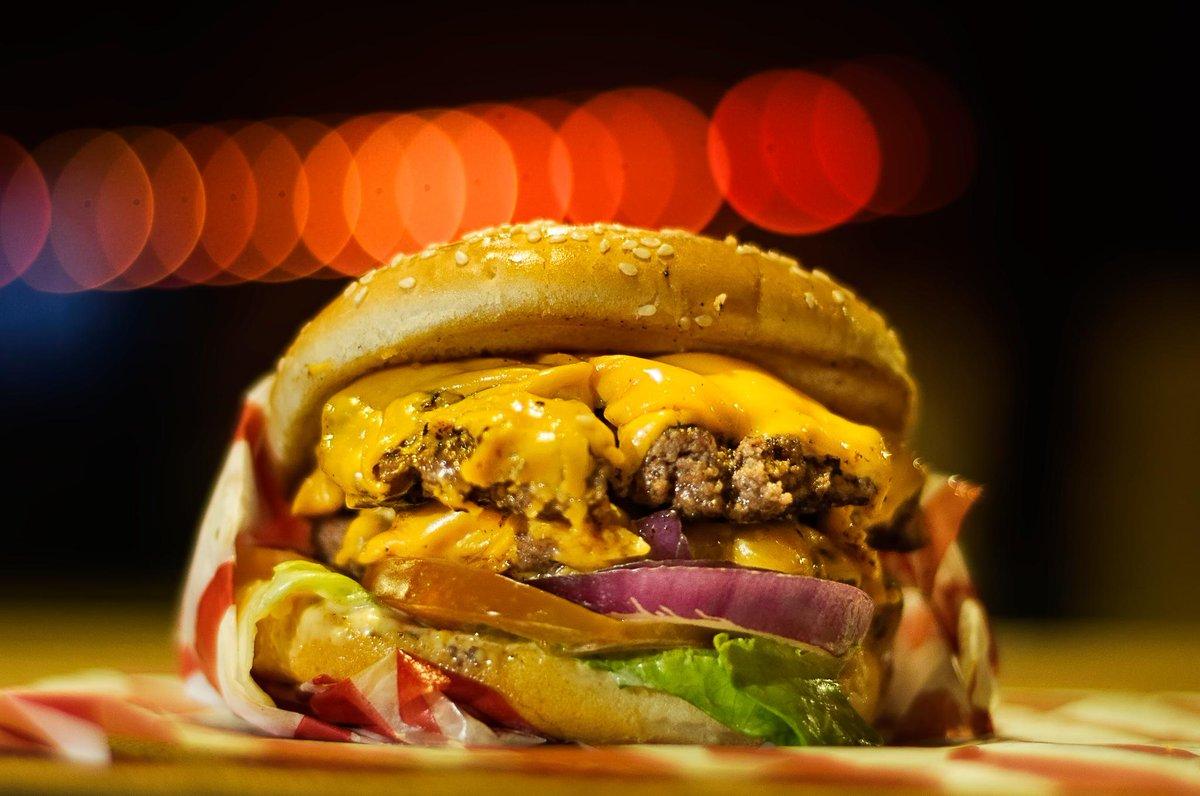 Chow burger