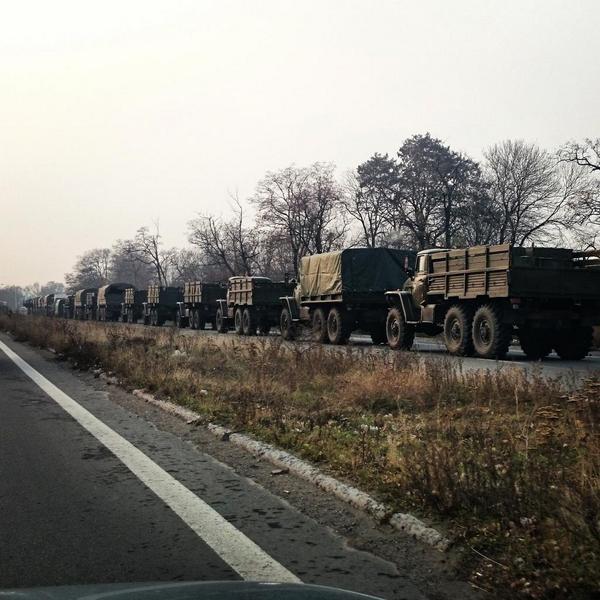 """Для террористов на Донбассе уже готовят пятый """"гумконвой"""" от Путина - Цензор.НЕТ 4977"""