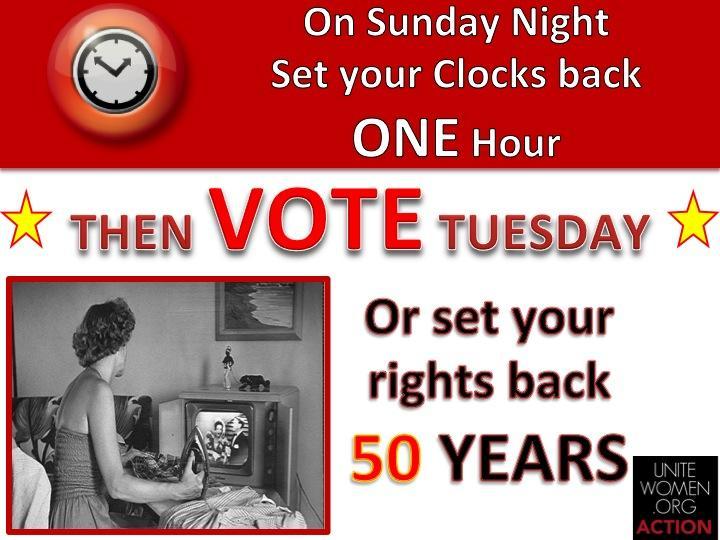 """Rt""""@UniteWomenOrg: When Women Vote We ALL Win! #VOTE #GOTV #StandWithWomen @mterry337 @MagicalEarth  @BellaLuna155 http://t.co/0rNVtdZvix"""""""