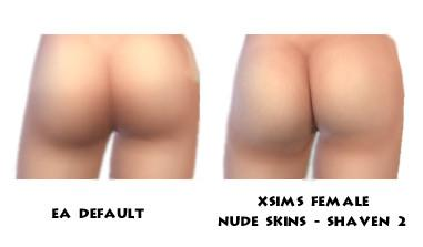 Think, the sims nude skin shaven female speaking, opinion