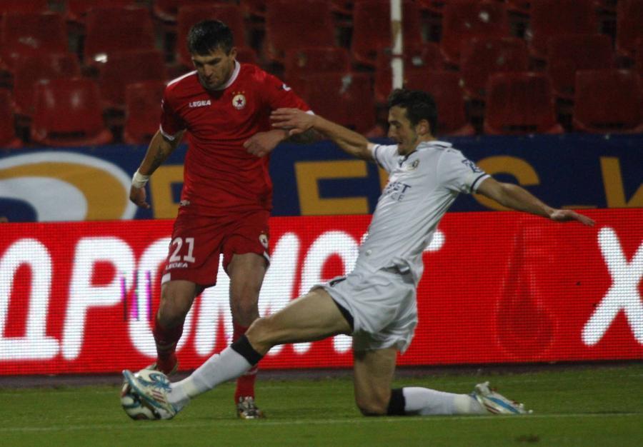 Ristevski is no longer with Slavia