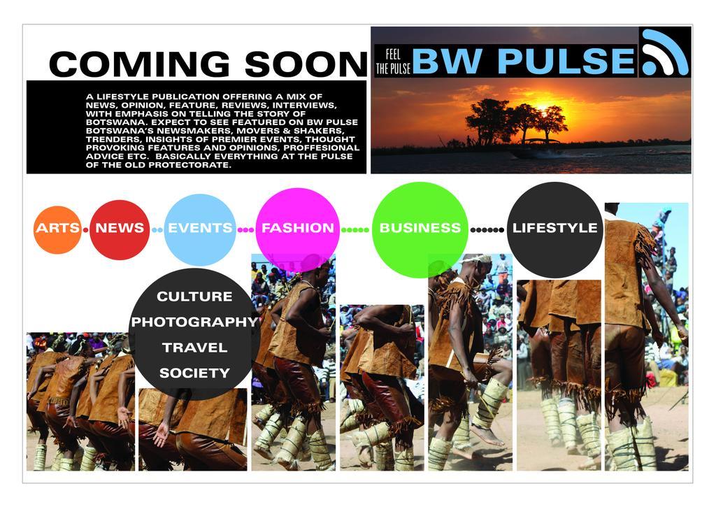 BW PULSE - Magazine cover