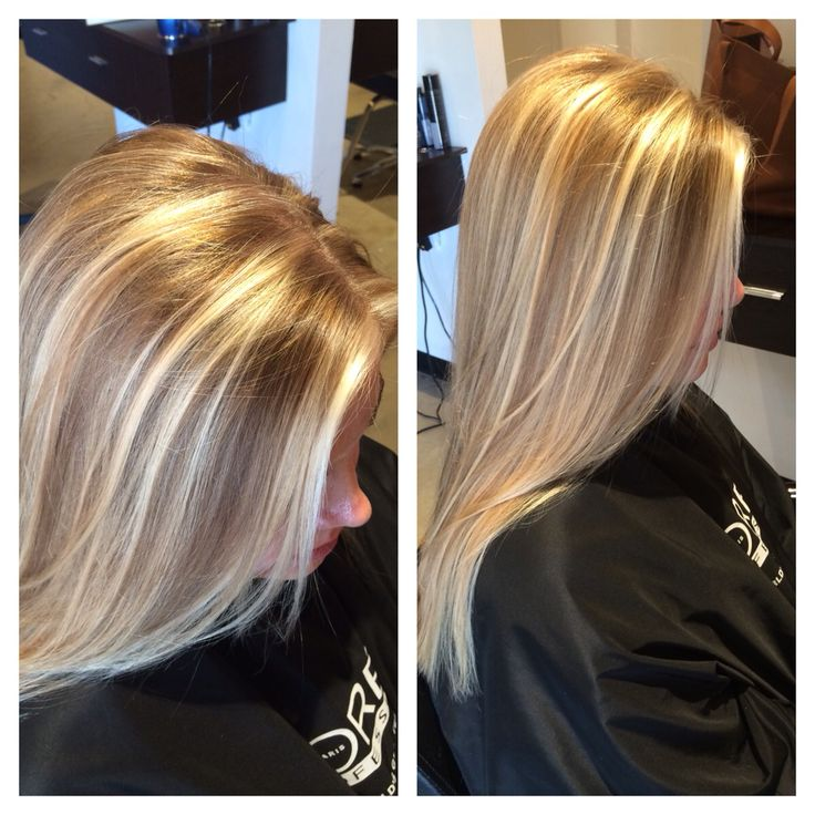 Style House Salon On Twitter Dimensional Blonde By Holly At