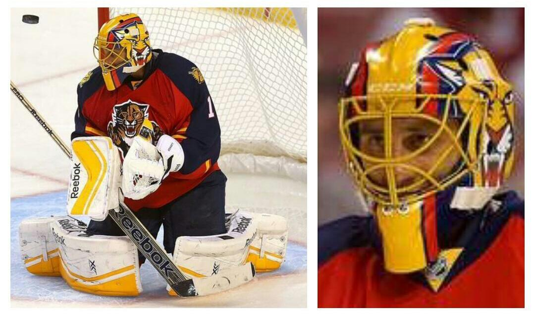 Tendy Gear On Twitter Roberto Luongo Strombone1 Of The Florida