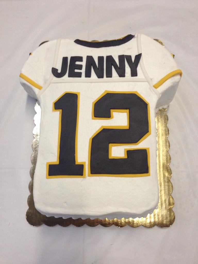 New Orleans Saints On Twitter JenWhoDat Great Cake And Happy Birthday