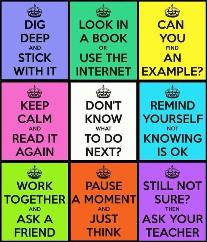 Nice! RT @MrWMaths1: Saw this tweeted and am stealing it for my budding growth mindset display #edchat #growthmindset http://t.co/vGfiZT5JtC