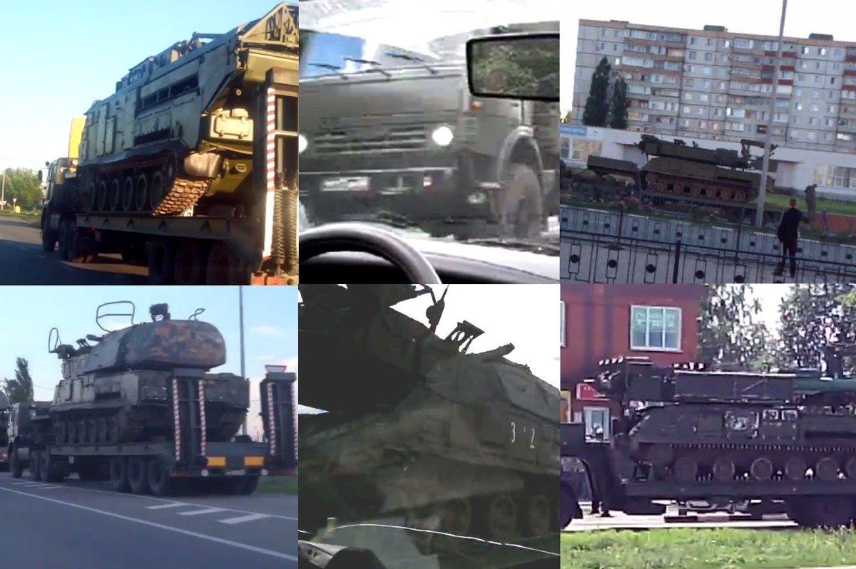 Из России ежесуточно террористам идет до 2-3 конвоев снабжения, - Тымчук - Цензор.НЕТ 6882