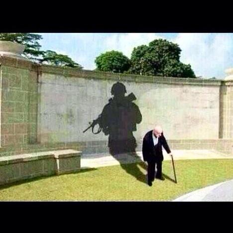 No words required. #RemberanceSunday http://t.co/Ut29xkrdGB