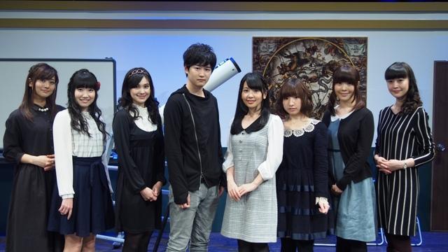 信高天文部臨時ミーティング(仮)ご来場いただいた皆様ありがとうございました!皆様のご協力のおかげで大変楽しいイベントとすることができました。今後とも極黒のブリュンヒルデをよろしくお願いいたします!!#gokukoku_anime pic.twitter.com/QL6KmEgxlI