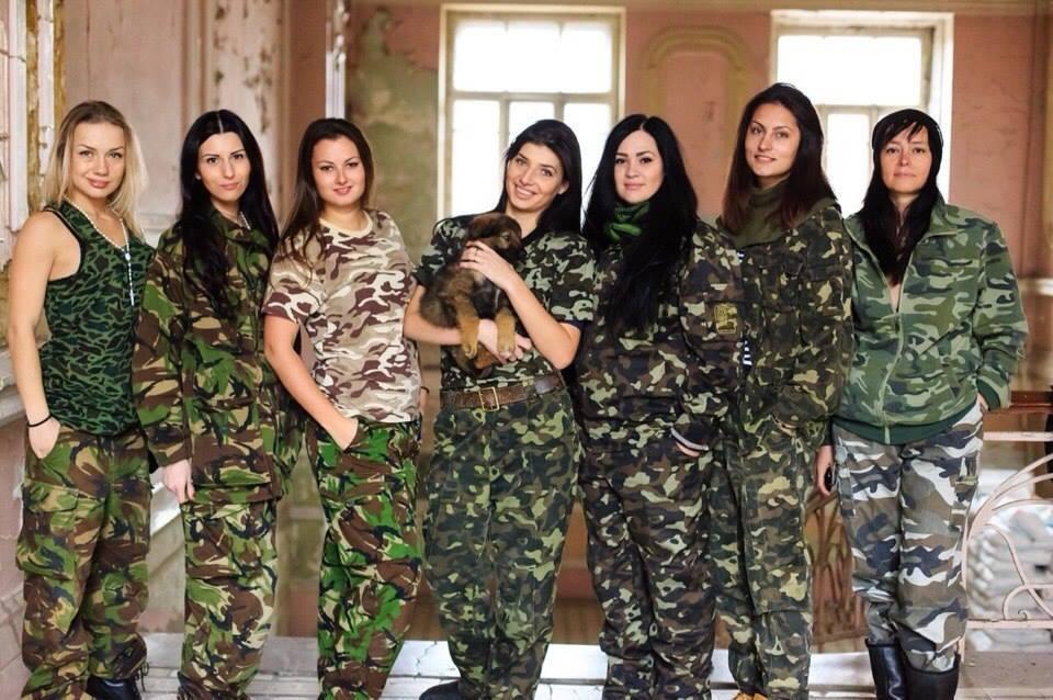 Конкурс красоты среди участниц АТО прошел на Луганщине - Цензор.НЕТ 5058