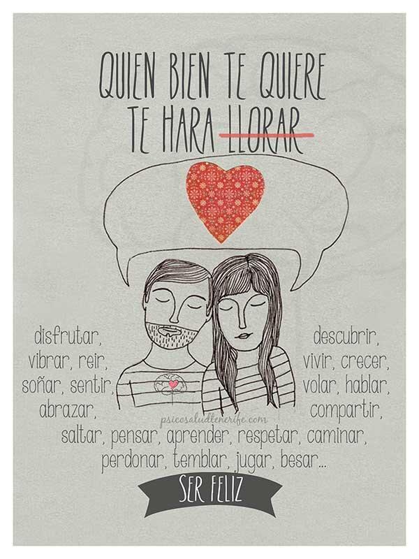 Quien bien te quiere...#NoMásViolenciadeGénero http://t.co/CEtjICn05p