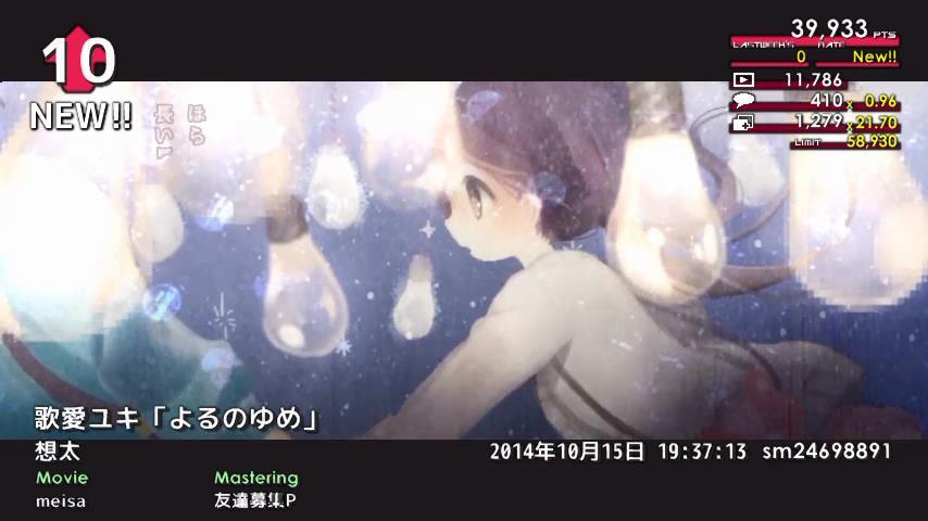 週刊VOCALOIDとUTAUランキング #368・310 [Vocaloid Weekly Ranking #368] B1bBwySCcAAoGWp