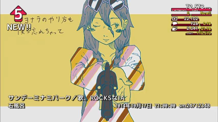 週刊VOCALOIDとUTAUランキング #368・310 [Vocaloid Weekly Ranking #368] B1bC_OsCAAE8oD-