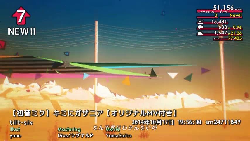 週刊VOCALOIDとUTAUランキング #368・310 [Vocaloid Weekly Ranking #368] B1bCjZxCYAErbeD