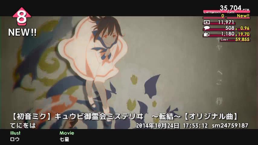 週刊VOCALOIDとUTAUランキング #369・311 [Vocaloid Weekly Ranking #369] B1bM_VvCAAACb1a