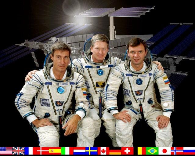 Today marks 14 years of continuous human presence aboard @Space_Station! @NASA @esa @JAXA_en @csa_asc @fka_roscosmos http://t.co/SFf0L4SbBy