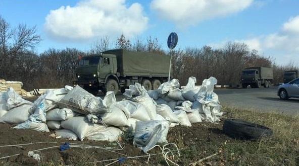 """Часть седьмого """"гумконвоя"""" Путина отправилась на границу с Украиной - Цензор.НЕТ 5125"""