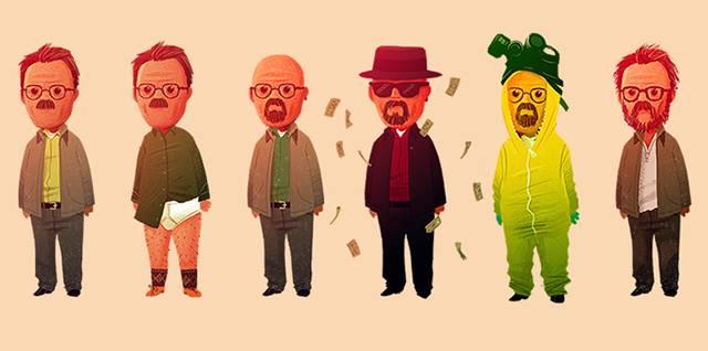 Evolución de Walter