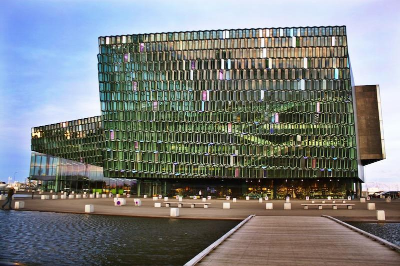 NEW POST! The World's Most Beautiful Concert Hall - The Harpa In Reykjavik. http://t.co/rt1W2eniRY  #travel #design http://t.co/I3UL4me38m