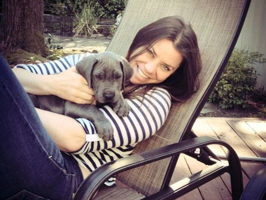 "Was just talking abt her. So sad... ""@indystar: Folks say goodbye to Brittany Maynard.   http://t.co/BoSCIkVOiE http://t.co/css8moefdj"""