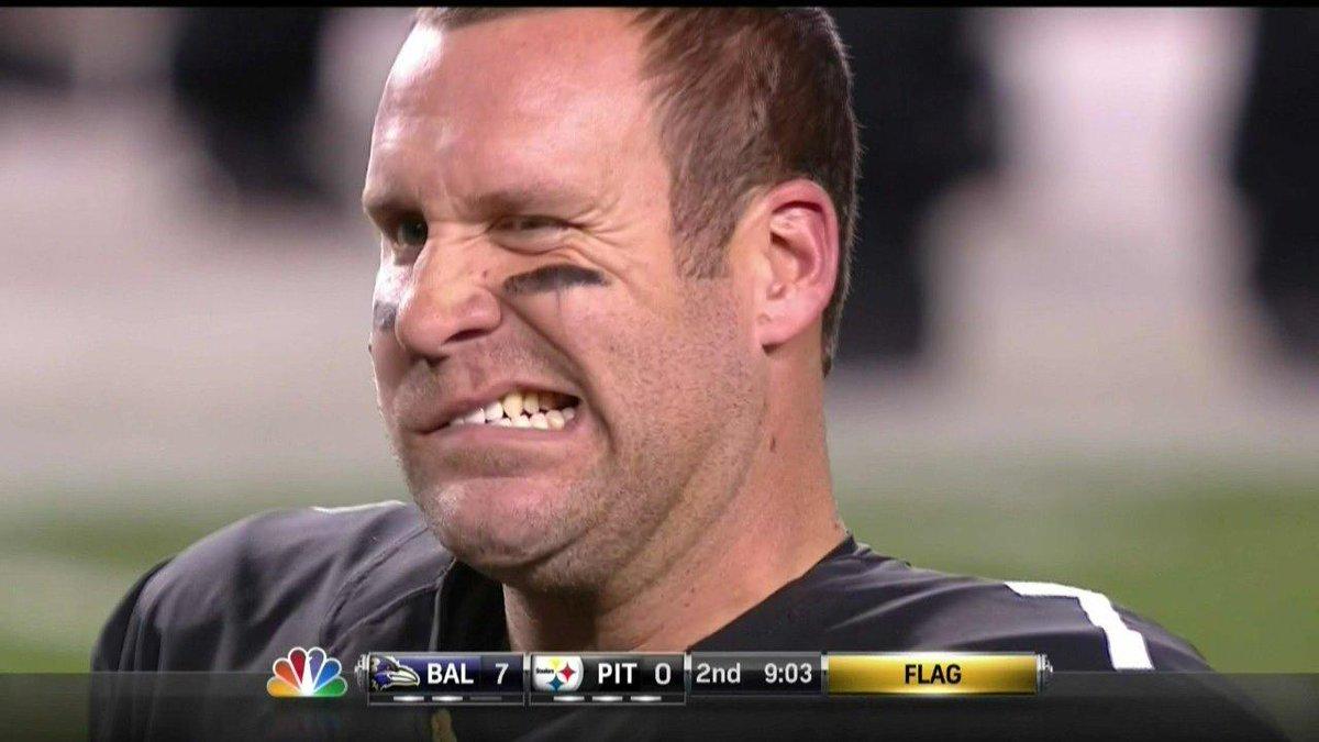 In Pittsburgh's 43-23 win, Big Ben throws 6 TDs