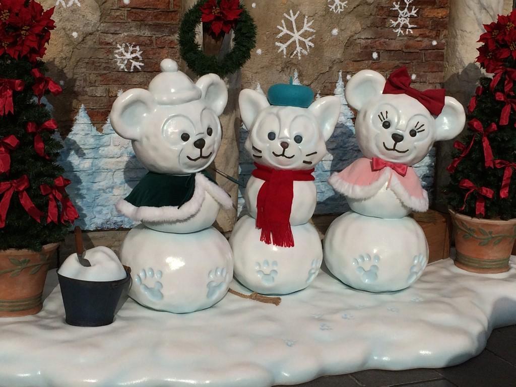 雪だるまジェラトーニ 絵も変わってる! http://t.co/TFHH1HdESJ